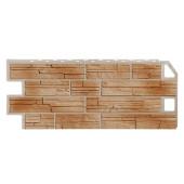 Фасадная панель FineBer Сланец Natur Терракотовый 1130х470 мм
