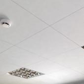 Потолок кассетный Cesal 3306 Белый Матовый 300x300 мм