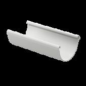 Желоб водостока Docke Lux цвет Белый