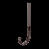 Кронштейн желоба металлический DOCKE LUX цвет Коричневый
