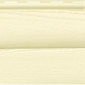 Сайдинг виниловый FineBer «BlockHouse»ClassicColor Слоновая кость