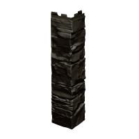 Угол наружный Vilo Stone DARK BROWN (Темно-коричневый)